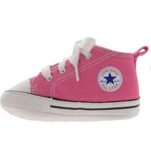 Baby converse high top sneaker
